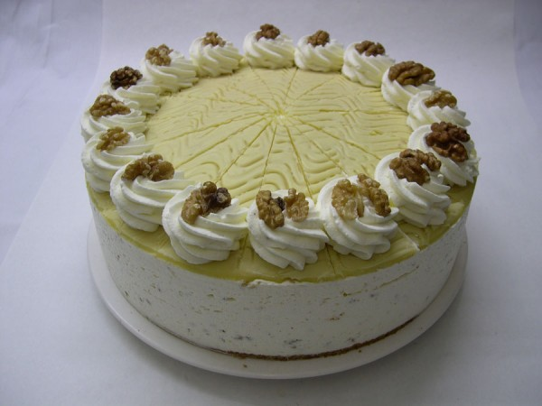 Walnuss-Torte